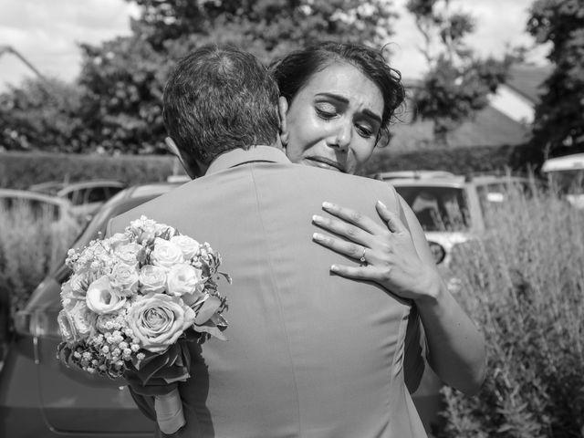 Le mariage de Éric et Livia à Saint-Germain-de-la-Grange, Yvelines 50
