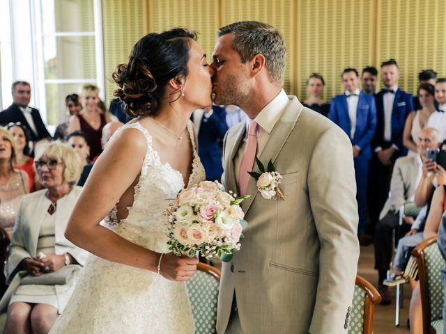 Le mariage de Éric et Livia à Saint-Germain-de-la-Grange, Yvelines 56