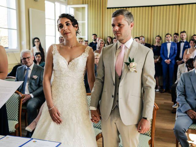 Le mariage de Éric et Livia à Saint-Germain-de-la-Grange, Yvelines 57