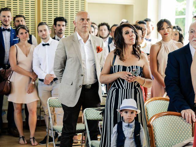 Le mariage de Éric et Livia à Saint-Germain-de-la-Grange, Yvelines 61