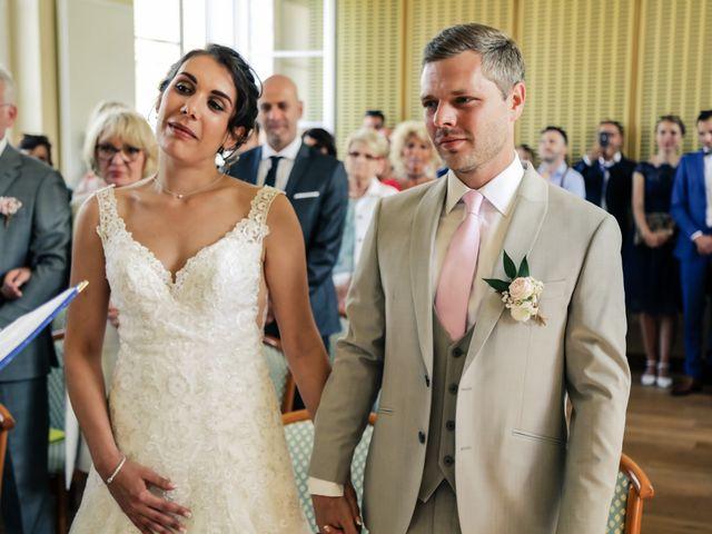 Le mariage de Éric et Livia à Saint-Germain-de-la-Grange, Yvelines 63