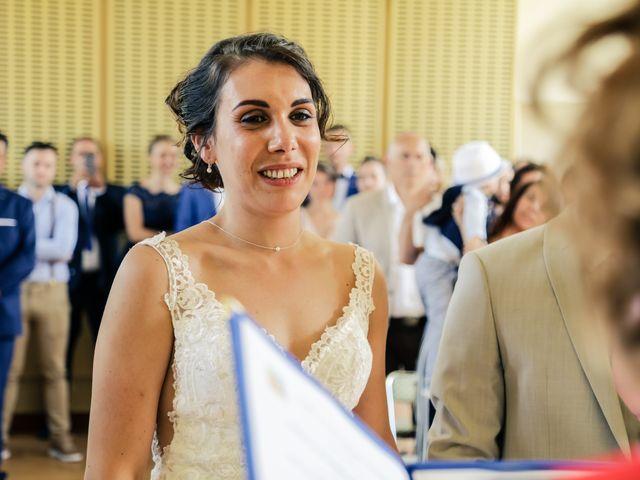 Le mariage de Éric et Livia à Saint-Germain-de-la-Grange, Yvelines 68