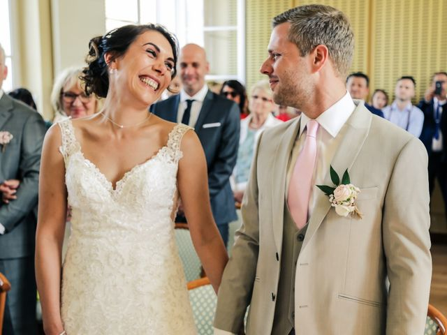 Le mariage de Éric et Livia à Saint-Germain-de-la-Grange, Yvelines 69