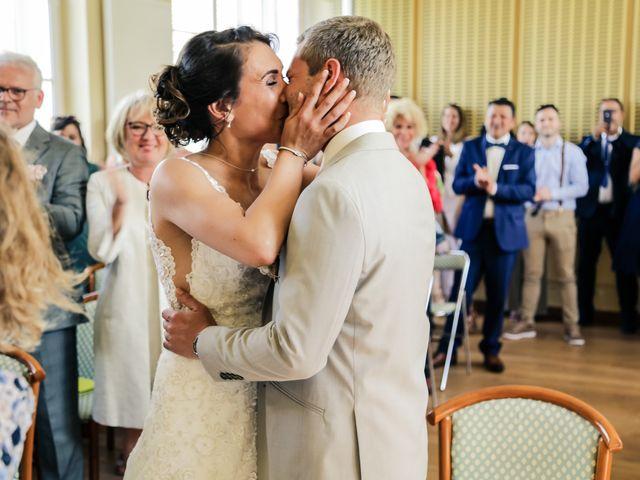 Le mariage de Éric et Livia à Saint-Germain-de-la-Grange, Yvelines 70