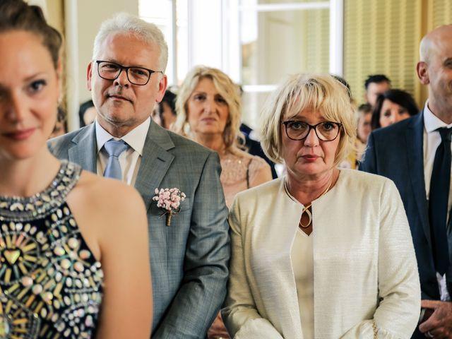 Le mariage de Éric et Livia à Saint-Germain-de-la-Grange, Yvelines 74