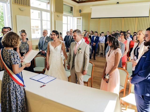 Le mariage de Éric et Livia à Saint-Germain-de-la-Grange, Yvelines 77