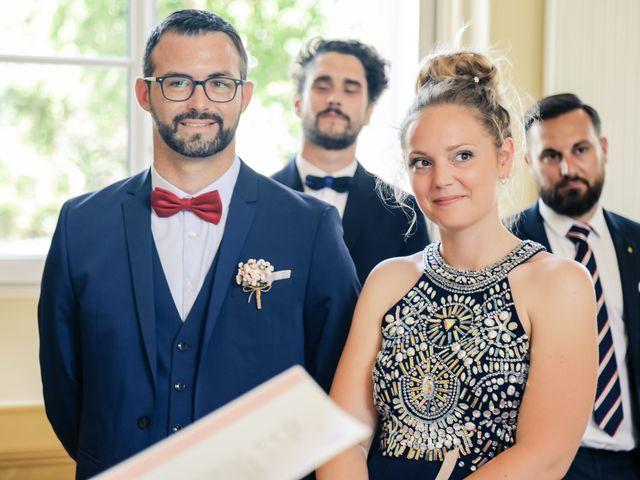 Le mariage de Éric et Livia à Saint-Germain-de-la-Grange, Yvelines 78