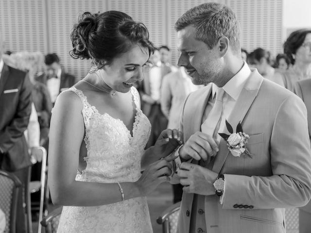 Le mariage de Éric et Livia à Saint-Germain-de-la-Grange, Yvelines 80