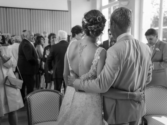 Le mariage de Éric et Livia à Saint-Germain-de-la-Grange, Yvelines 83