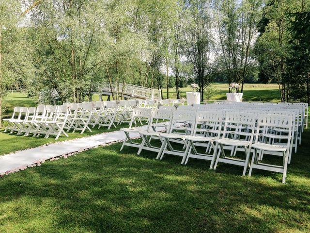 Le mariage de Éric et Livia à Saint-Germain-de-la-Grange, Yvelines 122