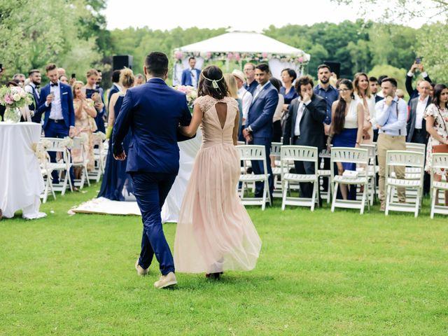 Le mariage de Éric et Livia à Saint-Germain-de-la-Grange, Yvelines 130
