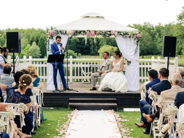 Le mariage de Éric et Livia à Saint-Germain-de-la-Grange, Yvelines 144