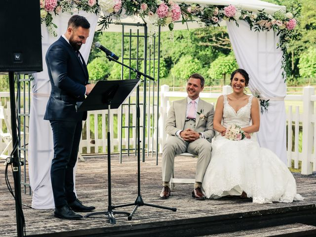 Le mariage de Éric et Livia à Saint-Germain-de-la-Grange, Yvelines 156