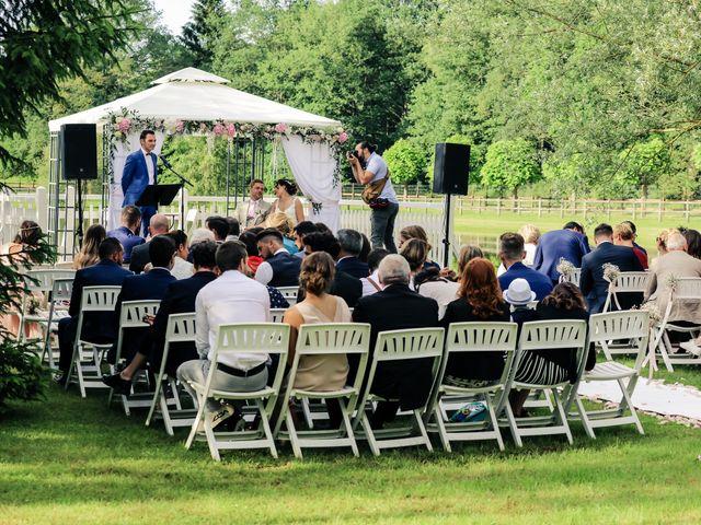 Le mariage de Éric et Livia à Saint-Germain-de-la-Grange, Yvelines 168