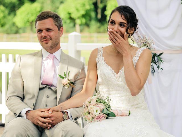 Le mariage de Éric et Livia à Saint-Germain-de-la-Grange, Yvelines 173
