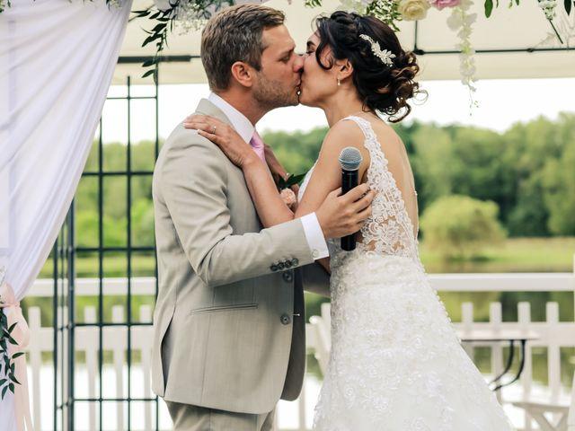 Le mariage de Éric et Livia à Saint-Germain-de-la-Grange, Yvelines 201