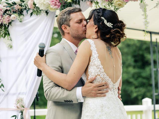 Le mariage de Éric et Livia à Saint-Germain-de-la-Grange, Yvelines 206