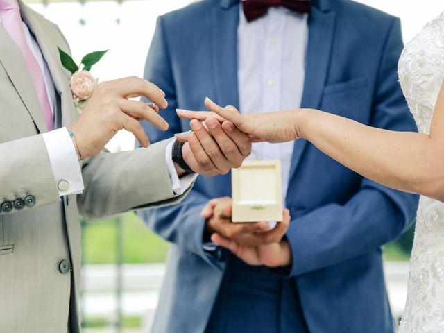 Le mariage de Éric et Livia à Saint-Germain-de-la-Grange, Yvelines 207