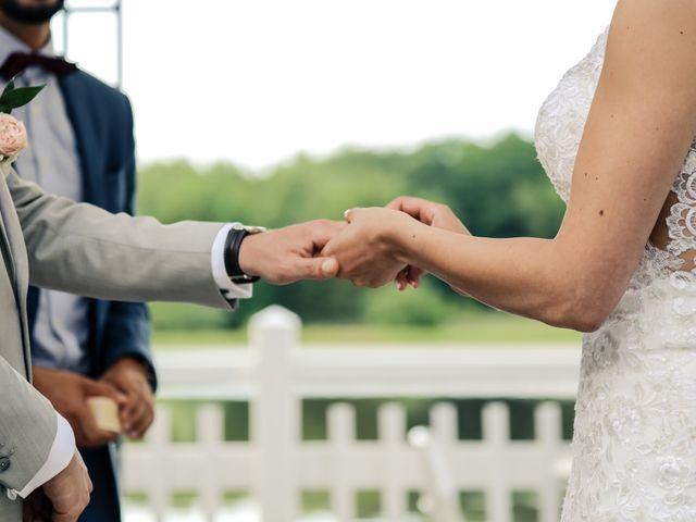 Le mariage de Éric et Livia à Saint-Germain-de-la-Grange, Yvelines 209