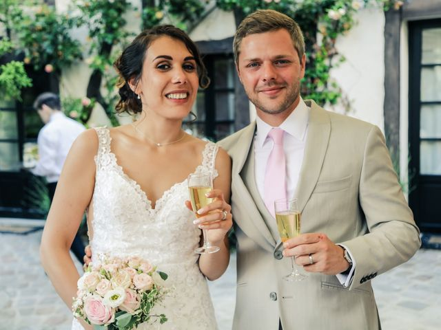 Le mariage de Éric et Livia à Saint-Germain-de-la-Grange, Yvelines 220