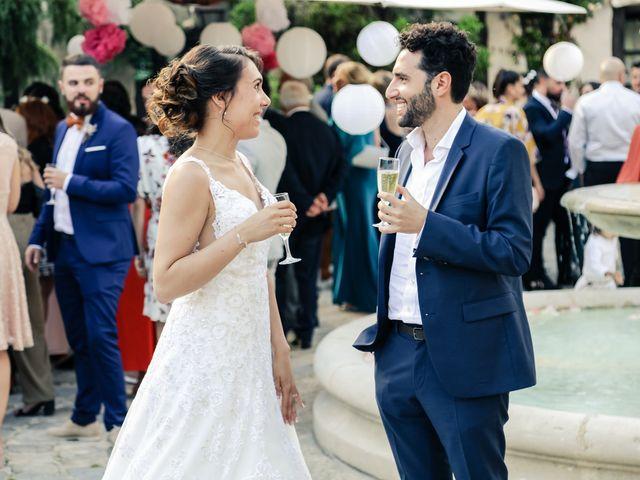 Le mariage de Éric et Livia à Saint-Germain-de-la-Grange, Yvelines 222