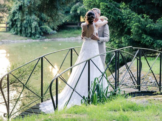 Le mariage de Éric et Livia à Saint-Germain-de-la-Grange, Yvelines 224