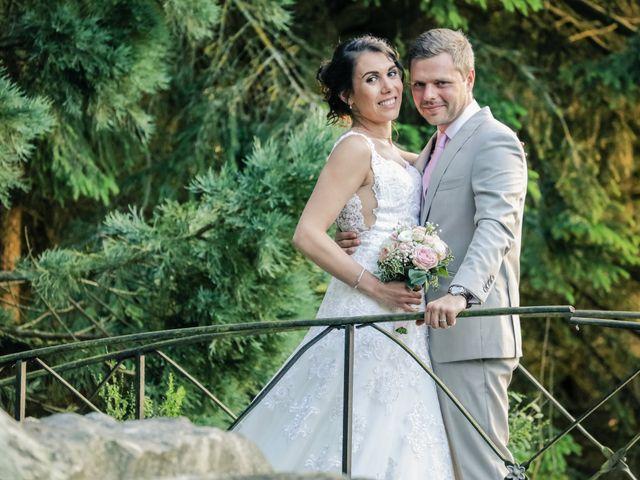 Le mariage de Livia et Éric