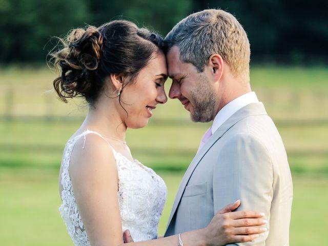 Le mariage de Éric et Livia à Saint-Germain-de-la-Grange, Yvelines 235