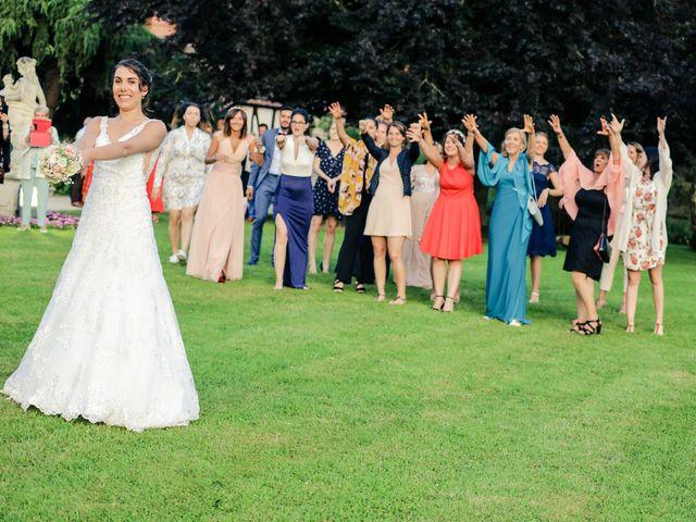 Le mariage de Éric et Livia à Saint-Germain-de-la-Grange, Yvelines 240