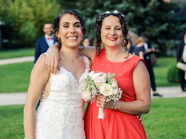 Le mariage de Éric et Livia à Saint-Germain-de-la-Grange, Yvelines 242