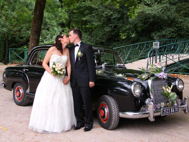 Le mariage de Thibaut et Justine à Vesoul, Haute-Saône 2