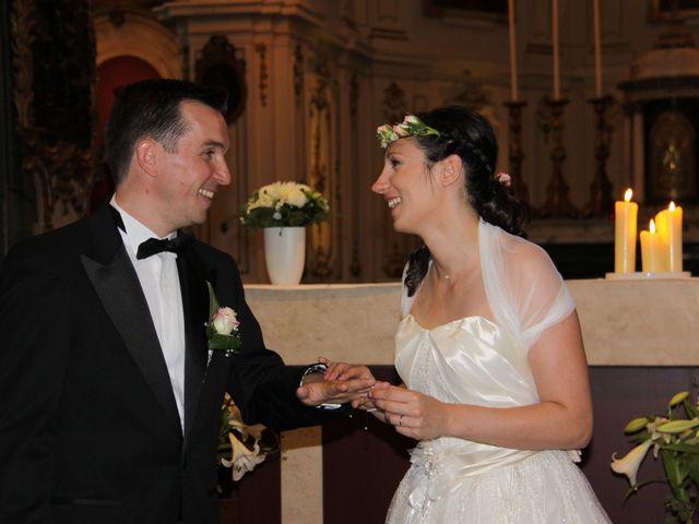 Le mariage de Thibaut et Justine à Vesoul, Haute-Saône 11