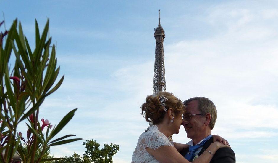 Le mariage de Marc et Catherine à Paris, Paris