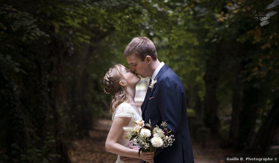 Le mariage de Benjamin et Adèle à Dampierre-en-Yvelines, Yvelines