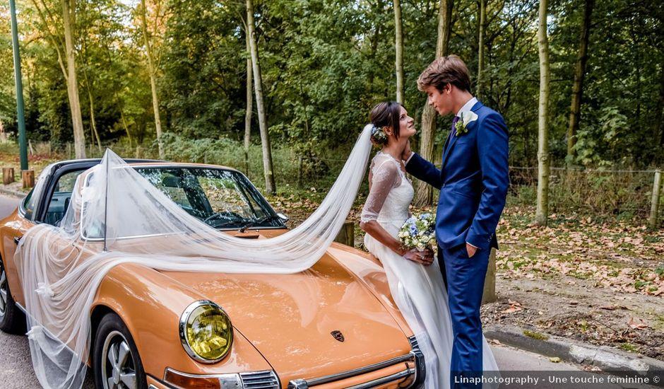 Le mariage de Francois Michel et Clementine à Paris, Paris