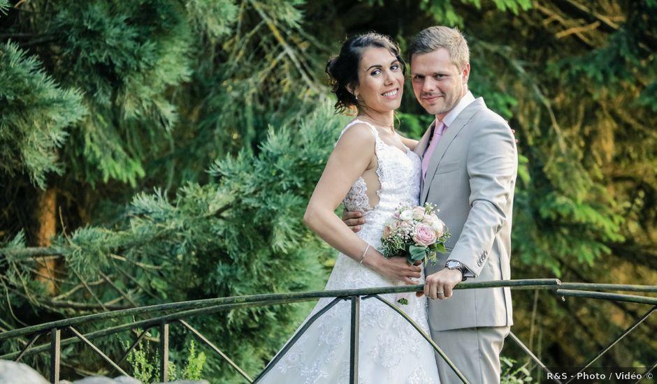 Le mariage de Éric et Livia à Saint-Germain-de-la-Grange, Yvelines