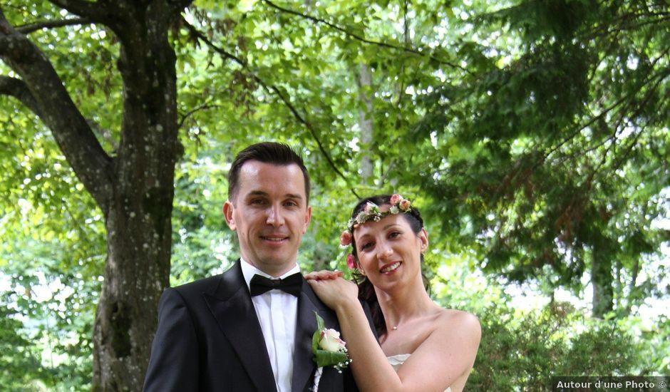 Le mariage de Thibaut et Justine à Vesoul, Haute-Saône