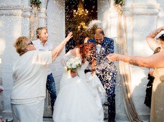 Le mariage de Frangiska et Takis