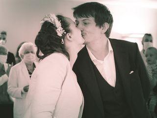 Le mariage de Iris et Guillaume