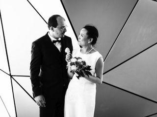 Le mariage de Tzu-Hsuan et Romain