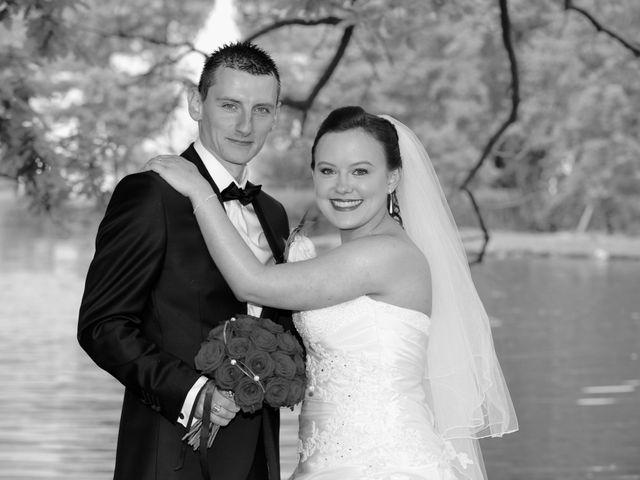 Le mariage de Julien et Cindy à Menucourt, Val-d'Oise 2