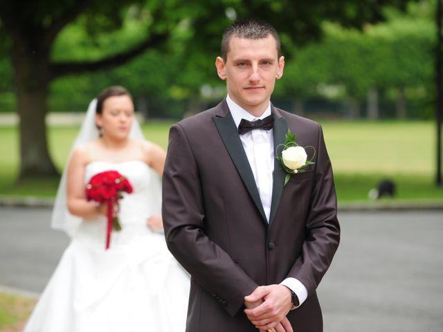 Le mariage de Julien et Cindy à Menucourt, Val-d'Oise 4