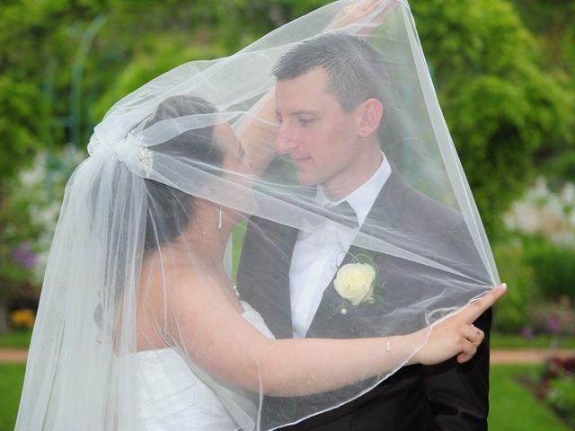 Le mariage de Julien et Cindy à Menucourt, Val-d'Oise 5