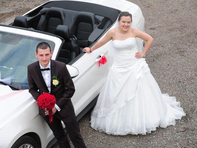 Le mariage de Julien et Cindy à Menucourt, Val-d'Oise 6