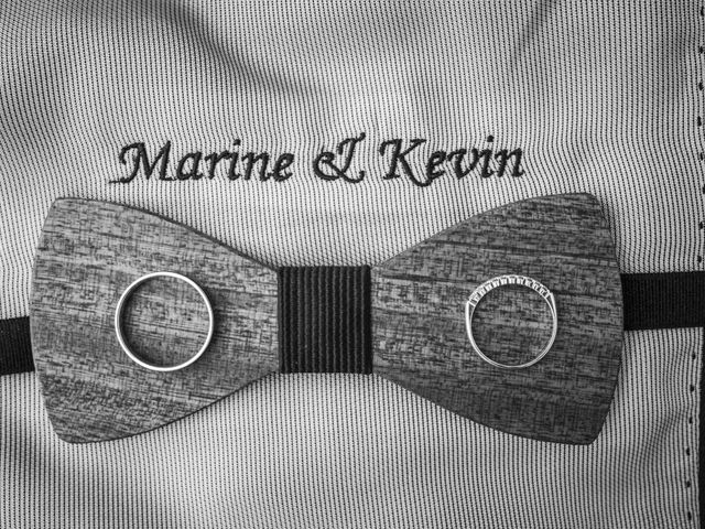 Le mariage de Kévin et Marine à Rémilly, Moselle 1