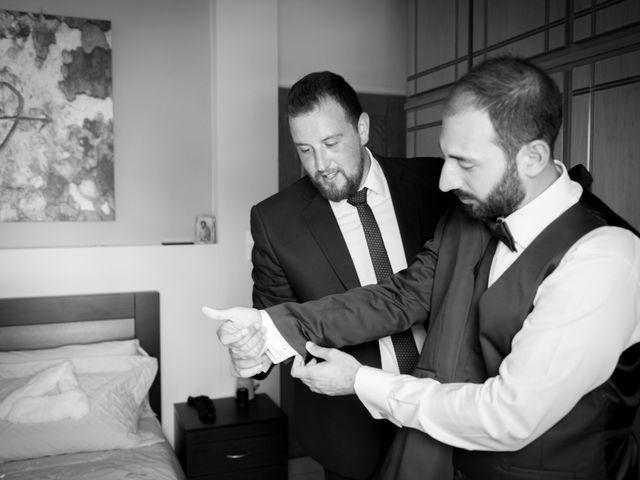 Le mariage de Takis et Frangiska à Paris, Paris 6