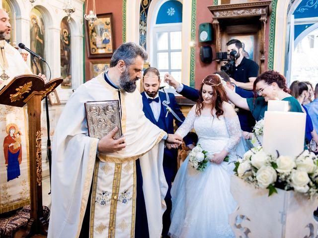 Le mariage de Takis et Frangiska à Paris, Paris 1