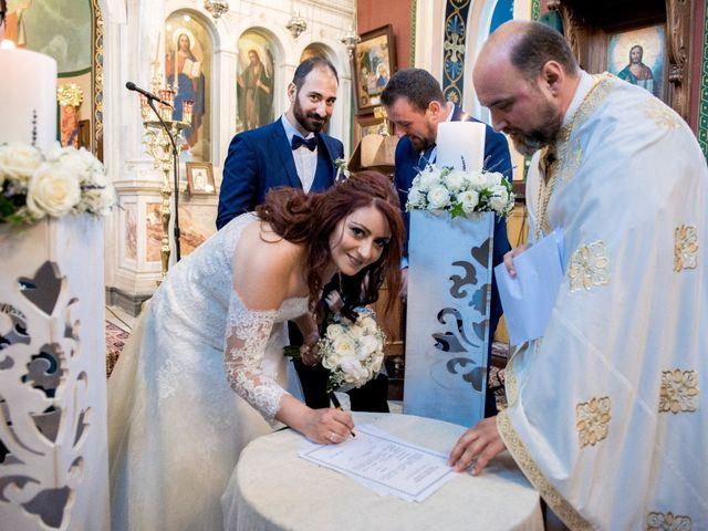 Le mariage de Takis et Frangiska à Paris, Paris 15