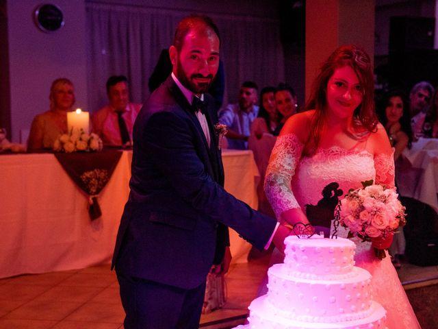 Le mariage de Takis et Frangiska à Paris, Paris 20