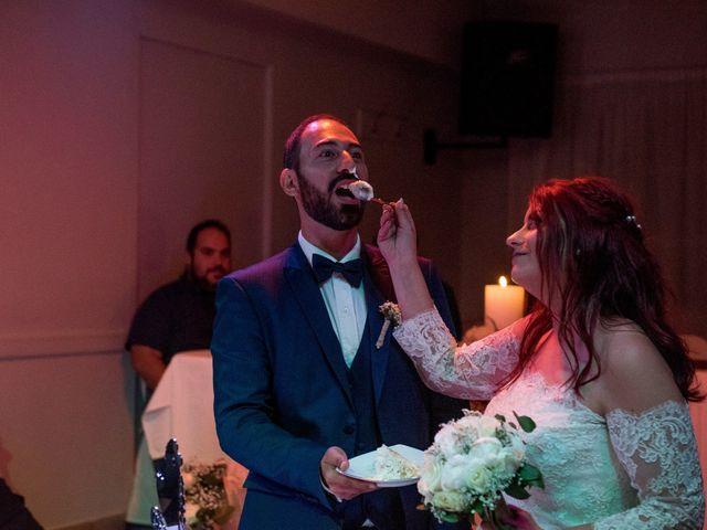 Le mariage de Takis et Frangiska à Paris, Paris 21